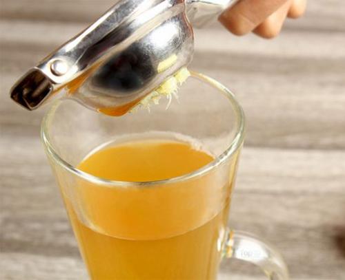 Cách chế nước trà xanh với chanh giúp giảm cân nhanh - 10