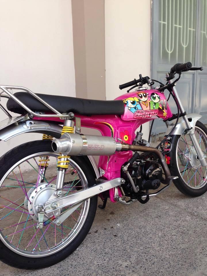 Honda 67 độ drag đậm cá tính - 3