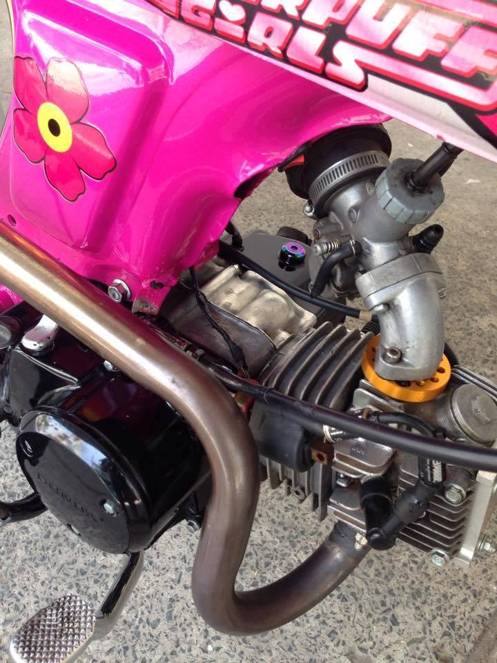 Honda 67 độ drag đậm cá tính - 6
