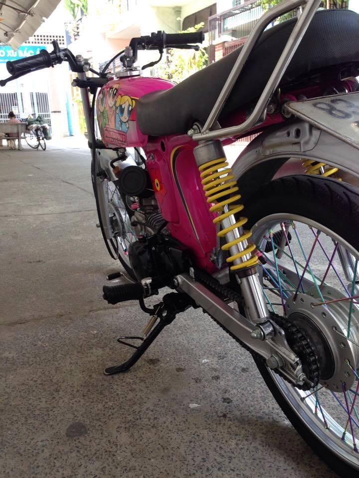 Honda 67 độ drag đậm cá tính - 7