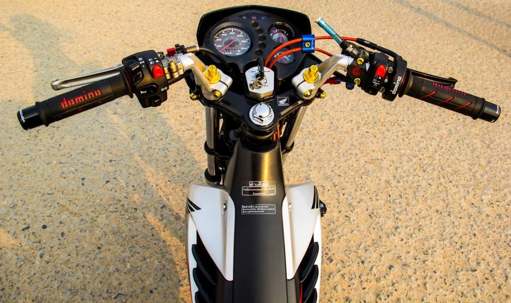 Honda sonic 125 độ full dàn đồ chơi hàng hiệu cực chất - 3