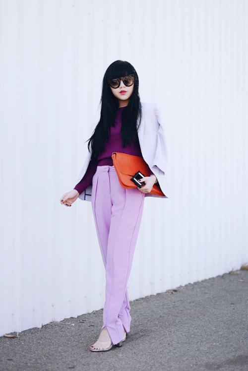 Nữ blogger thời trang nổi tiếng thế giới đến việt nam - 3