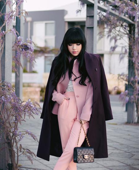 Nữ blogger thời trang nổi tiếng thế giới đến việt nam - 5