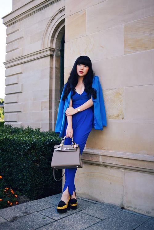 Nữ blogger thời trang nổi tiếng thế giới đến việt nam - 6
