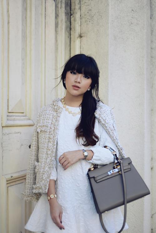 Nữ blogger thời trang nổi tiếng thế giới đến việt nam - 7