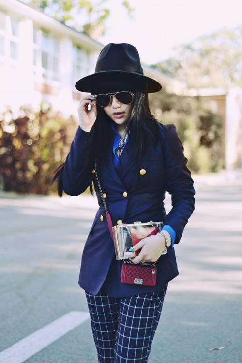 Nữ blogger thời trang nổi tiếng thế giới đến việt nam - 8