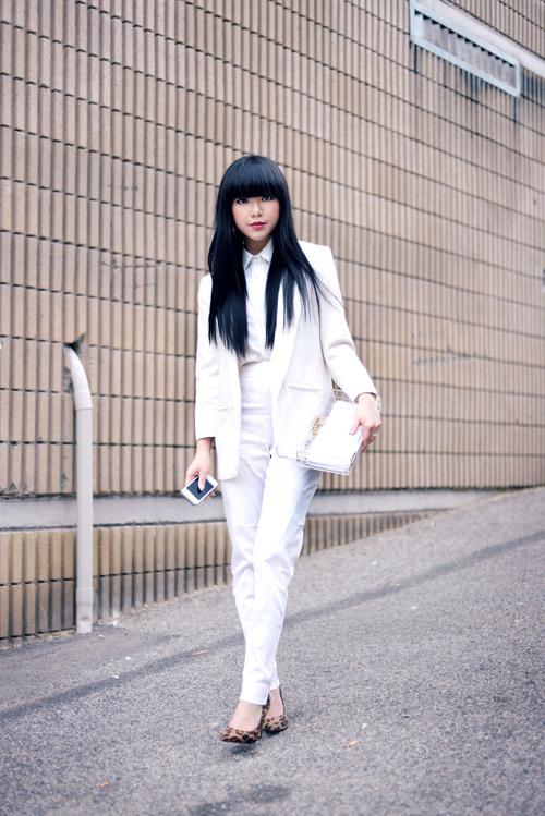 Nữ blogger thời trang nổi tiếng thế giới đến việt nam - 9