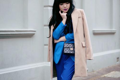 Nữ blogger thời trang nổi tiếng thế giới đến việt nam - 11