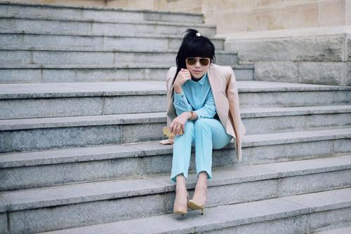 Nữ blogger thời trang nổi tiếng thế giới đến việt nam - 14