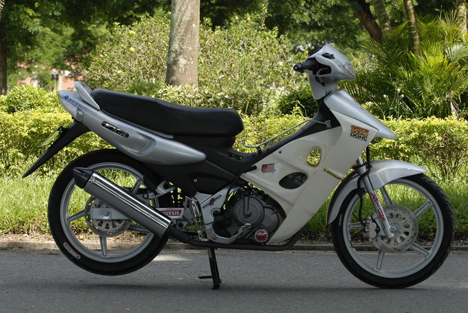 Suzuki fx bạc với sự trở lại đầy ấn tượng