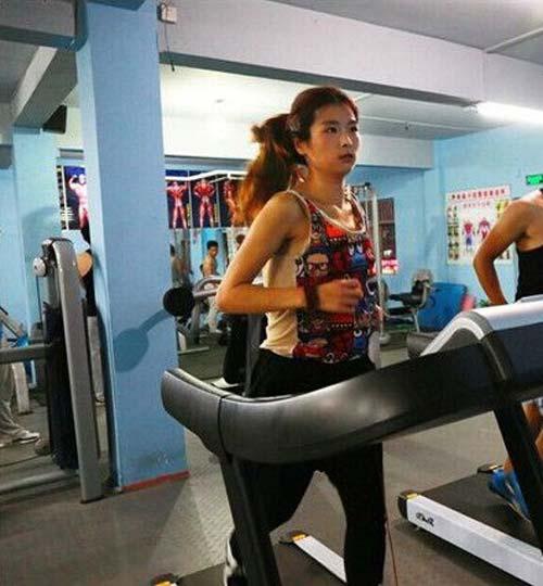 Cô gái giảm 45kg để thành huấn luyện viên thể dục - 3