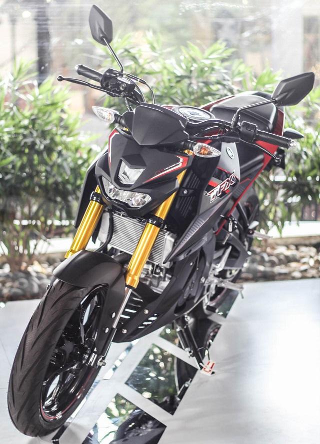 Đánh giá yamaha tfx150 - giá xe và chi tiết hình ảnh - 8
