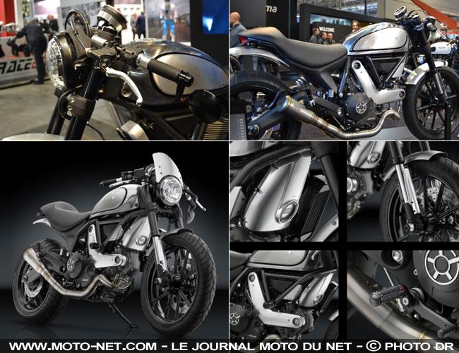 Ducati scrambler classic - 1
