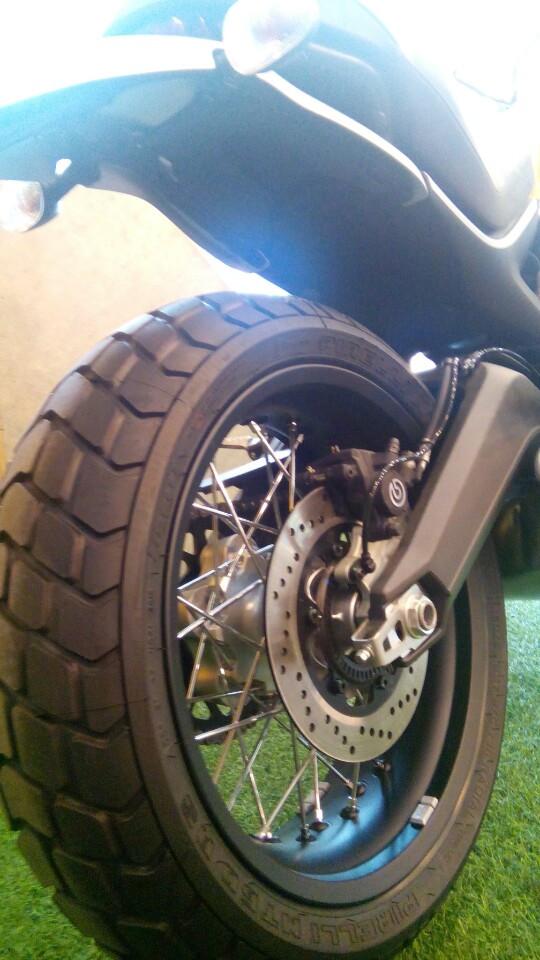 Ducati scrambler classic - 5