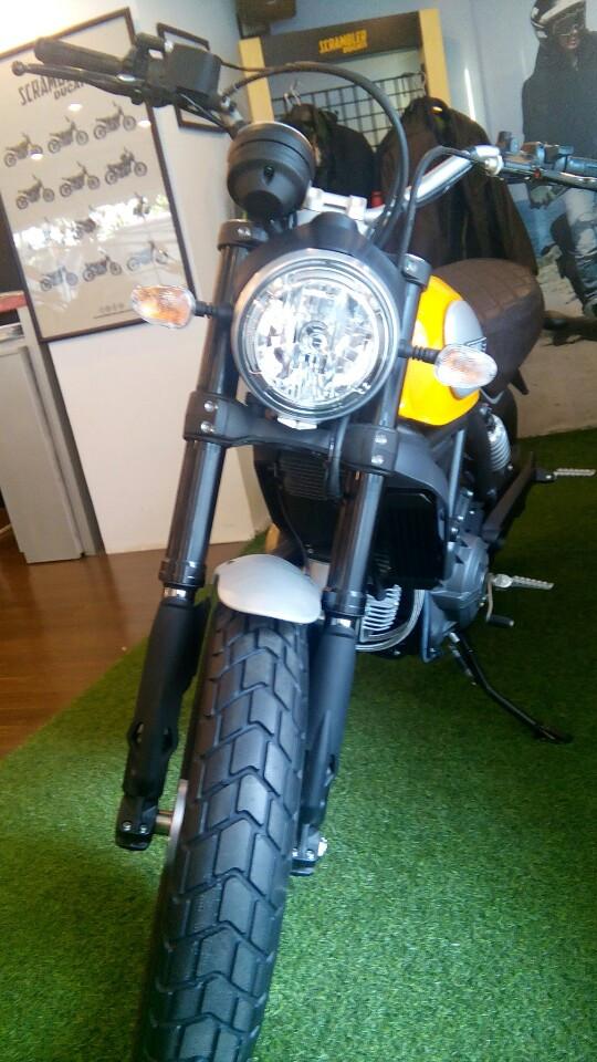 Ducati scrambler classic - 6