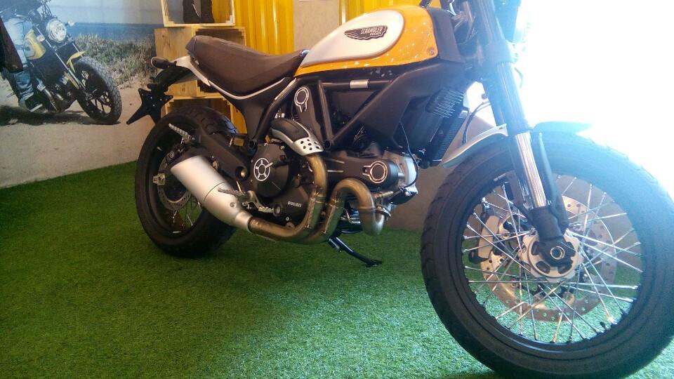 Ducati scrambler classic - 8