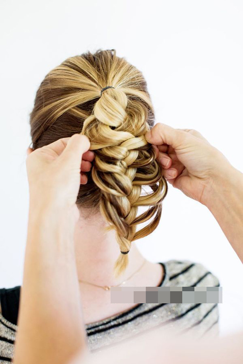 Mách nước tóc tết duyên dáng dịp cuối tuần cho chị em - 7