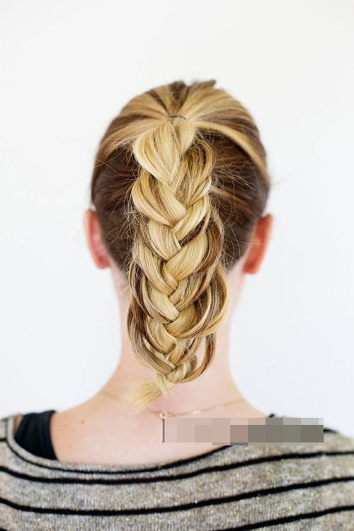 Mách nước tóc tết duyên dáng dịp cuối tuần cho chị em - 8