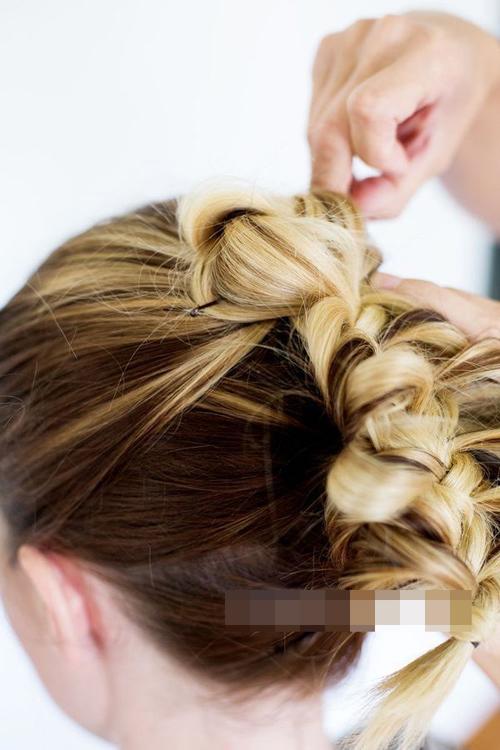 Mách nước tóc tết duyên dáng dịp cuối tuần cho chị em - 9