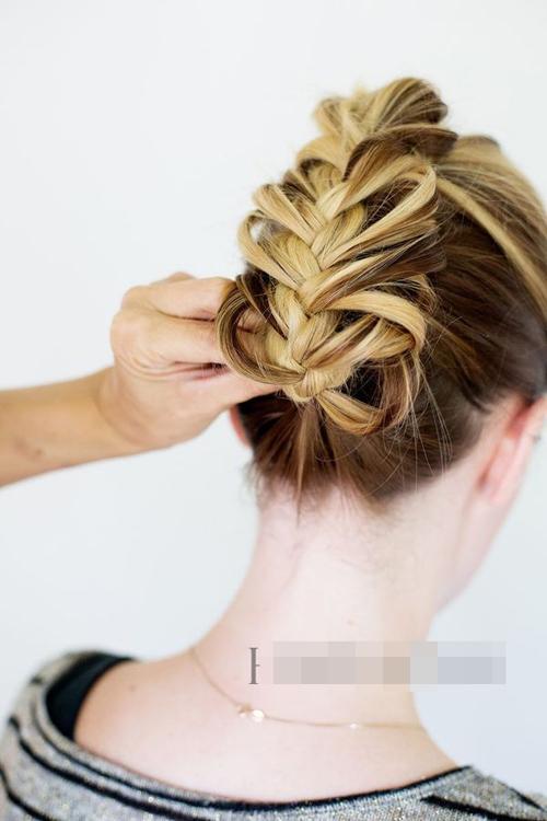 Mách nước tóc tết duyên dáng dịp cuối tuần cho chị em - 12