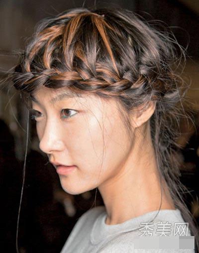 Muôn kiểu tóc tết không nên bỏ lỡ dịp hè - 2