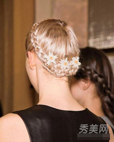 Muôn kiểu tóc tết không nên bỏ lỡ dịp hè - 5