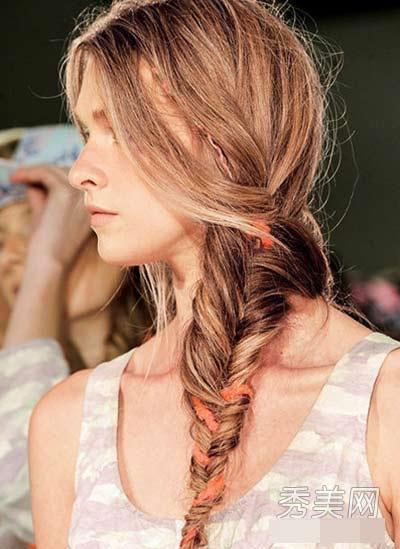 Muôn kiểu tóc tết không nên bỏ lỡ dịp hè - 7