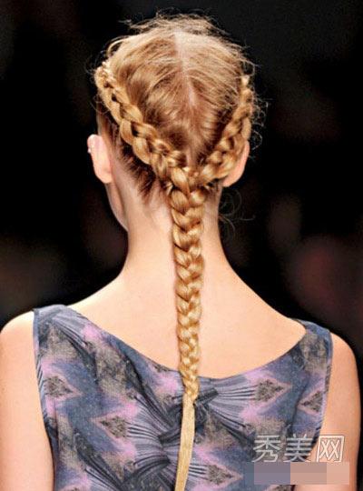 Muôn kiểu tóc tết không nên bỏ lỡ dịp hè - 9