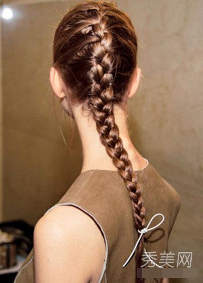 Muôn kiểu tóc tết không nên bỏ lỡ dịp hè - 10