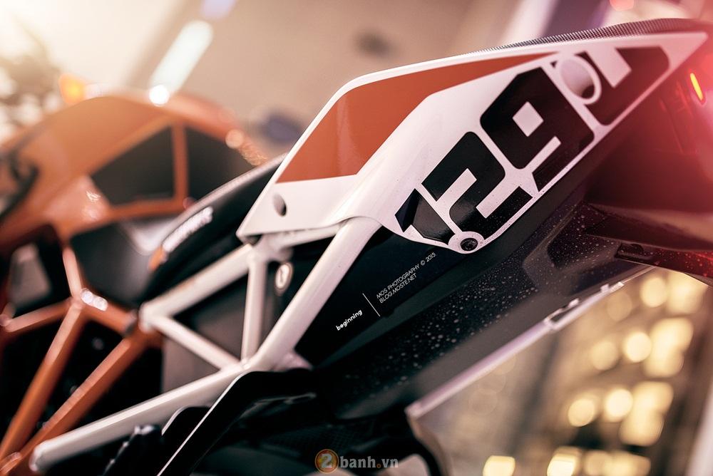 Siêu naked bike ktm 1290 super duke mạnh mẽ trong loạt ảnh ấn tượng - 5