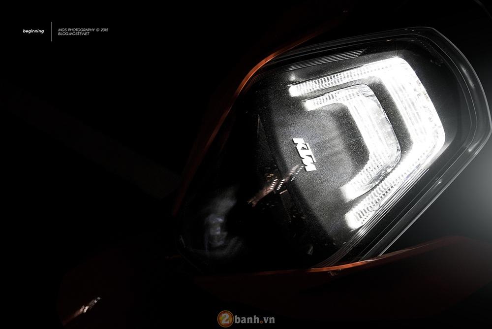 Siêu naked bike ktm 1290 super duke mạnh mẽ trong loạt ảnh ấn tượng - 7