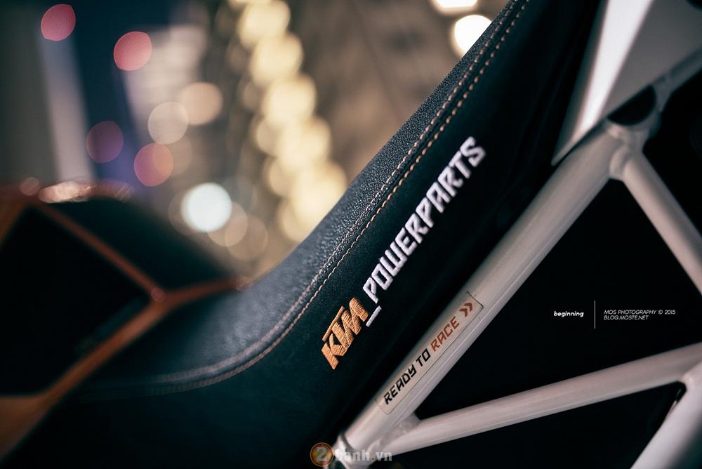 Siêu naked bike ktm 1290 super duke mạnh mẽ trong loạt ảnh ấn tượng - 9