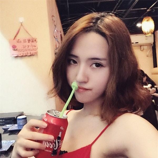 15 kiểu tóc mái dài rẽ ngôi giữa đẹp như hot girl việt 2016 - 1