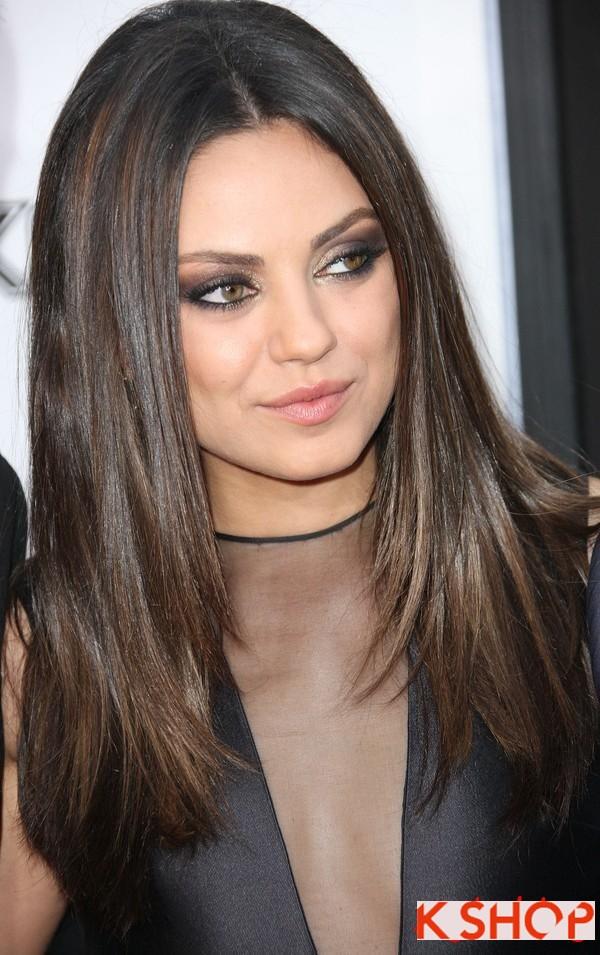 4 kiểu tóc đẹp 2016 đầy phong cách cho cô nàng có khuôn mặt tròn - 13