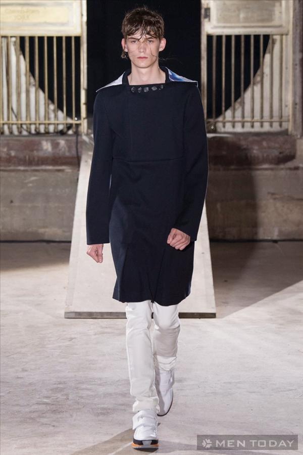 Bộ sưu tập thời trang nam xuân hè 2015 của raf simon - 12