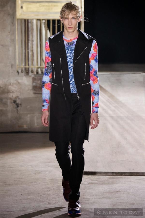 Bộ sưu tập thời trang nam xuân hè 2015 của raf simon - 21