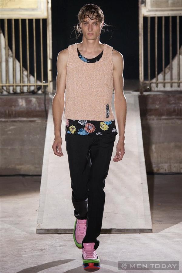 Bộ sưu tập thời trang nam xuân hè 2015 của raf simon - 22