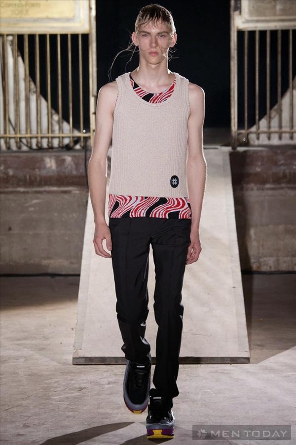 Bộ sưu tập thời trang nam xuân hè 2015 của raf simon - 23