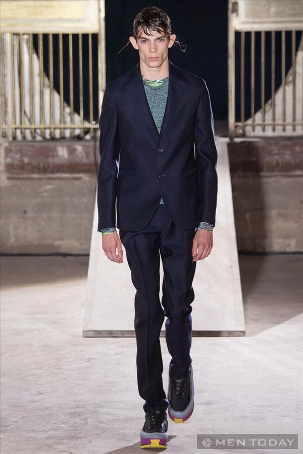 Bộ sưu tập thời trang nam xuân hè 2015 của raf simon - 36