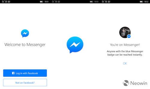Đã có ứng dụng facebook chính chủ cho windows 10 mobile - 2