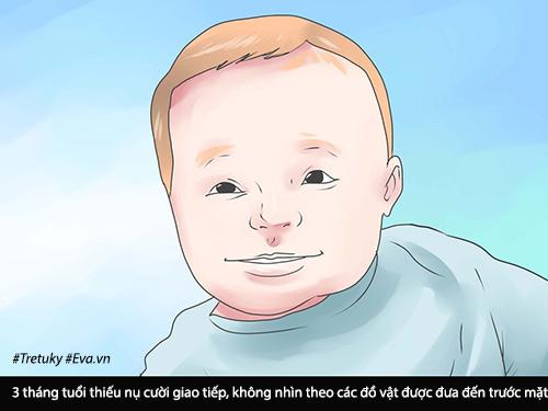 Dấu hiệu trẻ sơ sinh mắc tự kỷ mẹ cần cứu ngay kẻo muộn - 1