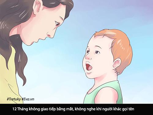 Dấu hiệu trẻ sơ sinh mắc tự kỷ mẹ cần cứu ngay kẻo muộn - 6