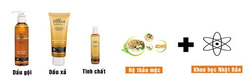 Giải pháp mới ngăn rụng tóc bằng tinh chất - 3