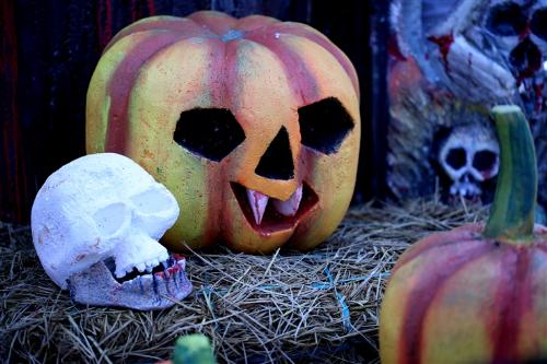 Lễ hội halloween huyền bí trên đỉnh bà nà - 4