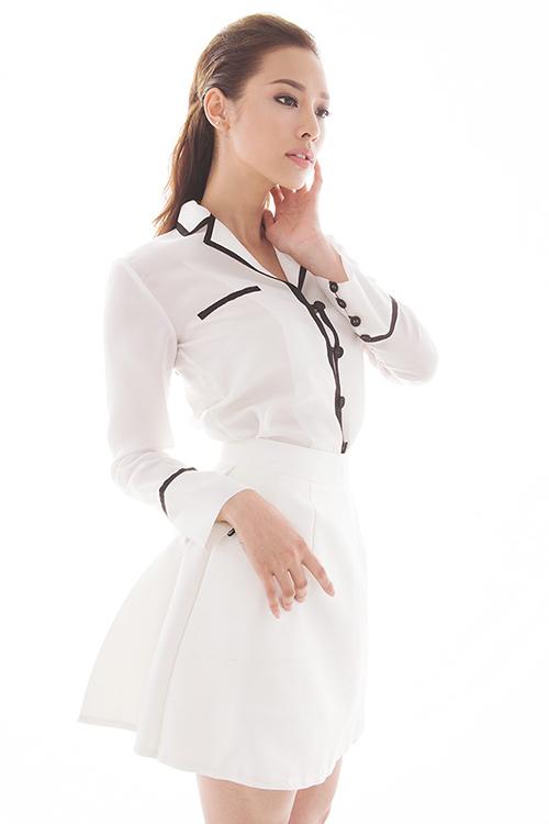 Lily nguyễn - thí sinh bị khùng nhưng hot nhất đội hà hồ - 2