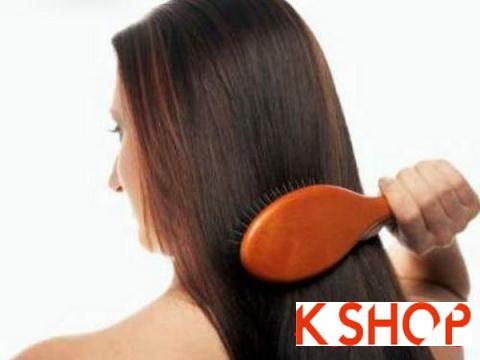 Mẹo hay giúp mái tóc mọc nhanh dài đẹp chắc khỏe bóng mượt - 3