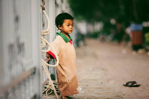 Những bức hình trẻ em khiến triệu người nhói lòng vì 1 cuộc đời 2 số phận - 3