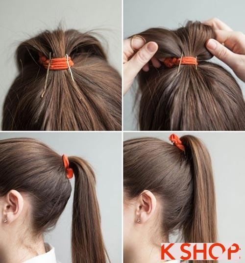 Những kiểu tóc đẹp đơn giản cho bạn gái tới công sở - 2