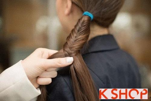 Những kiểu tóc đẹp đơn giản cho bạn gái tới công sở - 6
