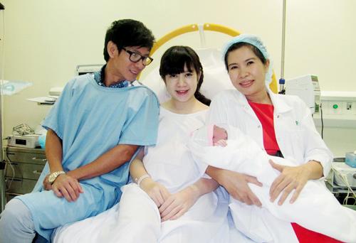 Nữ bác sĩ sản khoa kể chuyện 4 lần đỡ đẻ cho vợ ca sĩ lý hải - 6